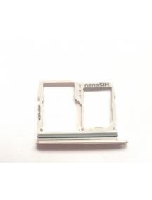 Zócalo de SIM LG G6 H870 blanco