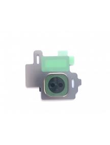 Embellecedor de cámara Samsung Galaxy S8 G950 plata