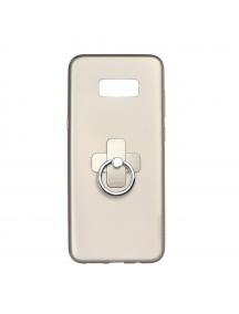 Funda TPU Xlevel Samsung Galaxy S8 Plus G955 dorada