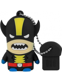 Memoria Mooster USB TOONS 8GB hero red belt mx 1306