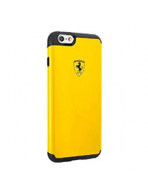 Protector trasero Ferrari FESPHCP6LYE iPhone 6 Plus