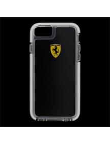 Funda TPU Ferrari FEGLHCP6TR iPhone 6/6S transparente