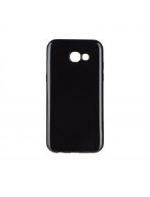 Funda TPU Jelly Case Flash Samsung Galaxy J5 2017 J530 negra