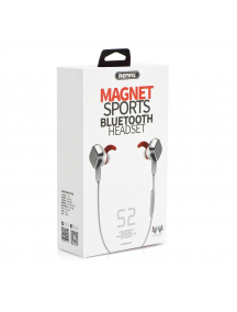 Manos libres bluetooth sport Remax RM-S2 blanco