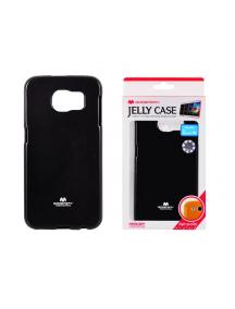 Funda TPU Goospery Samsung Galaxy S6 G920 negra con blister