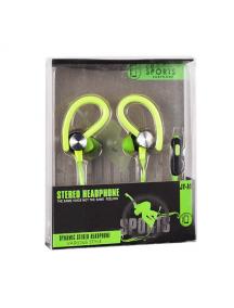 Manos libres Sports HF JY-A1 verde