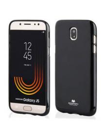 Funda TPU Goospery Jelly Samsung Galaxy J5 2017 J530 negra