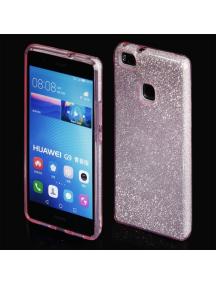 Funda TPU Blink Huawei Ascend P8 lite 2017 rosa