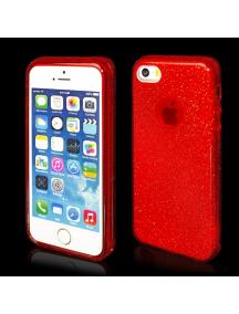Funda TPU Blink iPhone 7 Plus roja