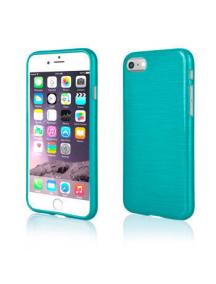 Funda TPU Metallic iPhone 7 azul