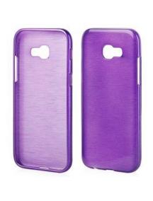 Funda TPU Metallic Samsung Galaxy A5 2017 A520 violeta