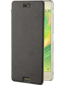 Funda libro Sony RoxFit PRE5164B Xperia X F5121