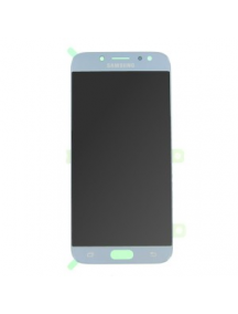 Display Samsung Galaxy J7 2017 J730 plata