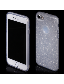 Funda TPU Blink iPhone 6 - 6s plata