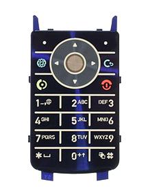Teclado Motorola K1 azul