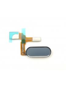 Cable flex de lector de huella digital Huawei Honor 9 negro