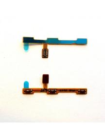Cable flex de boton de volumen - encendido Huawei P10 Lite