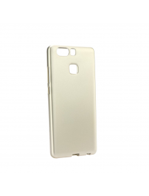 Funda TPU Flash Mat Huawei Mate 9 dorada