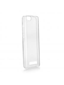 Funda TPU 0.5mm Lenovo Moto E4 transparente