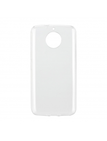 Funda TPU 0.5mm Lenovo Moto G6 Plus transparente