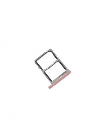 Zócalo de SIM BQ Aquaris X5 Plus rosa