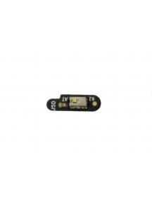 Cable flex lateral de contacto Samsung Galaxy J5 2017 J530