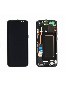 Display Samsung Galaxy S8 G950 negro