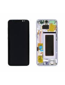 Display Samsung Galaxy S8 G950 violeta
