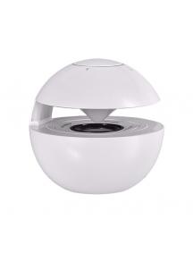 Altavoz Bluetooth Led Ball blanco