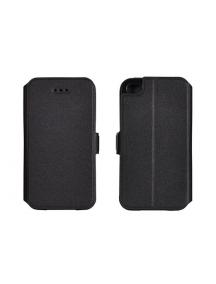 Funda libro TPU Pocket Huawei Y6 II negra