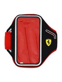 Funda brazalete sport neopreno Ferrari FESCABP6BK iPhone 6 - 6s negra