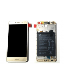 Display Huawei Ascend Y7 (TRT-L21) dorado
