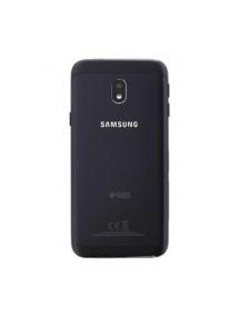Carcasa trasera Samsung Galaxy J3 2017 J330 negra
