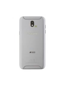 Carcasa trasera Samsung Galaxy J5 2017 J530 plata