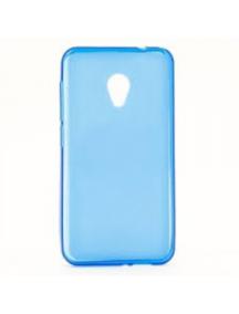 Funda TPU Alcatel U5 4G 5044D azul