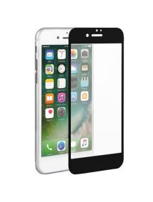 Lámina de cristal templado 5D iPhone 7 Plus - 8 Plus negra