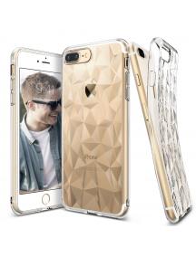 Funda TPU Ringke Air Prism 3D clear iPhone 8 Plus - 7 Plus transparente