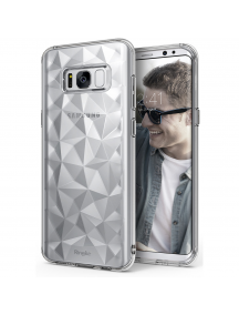 Funda TPU Ringke Air Prism 3D Samsung Galaxy S8 Plus G955 transparente