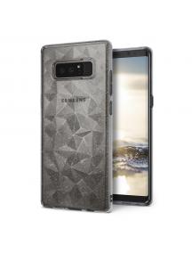 Funda TPU Ringke Air Prism 3D glitter Samsung Galaxy Note 8 N950 gris