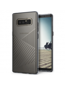 Funda TPU Ringke Bevel Samsung Galaxy Note 8 N950 gris