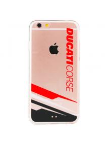 Funda TPU Ducati Corse D3 DUC22D3DCIP6SPT iPhone 6 Plus - 6s Plus