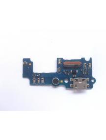 Placa de conector de carga Huawei Ascend Y6 Pro