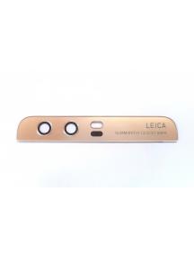 Ventana de cámara Huawei Ascend P10 dorada