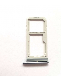 Zócalo de SIM + SD Samsung Galaxy S8 Dual G950 negro