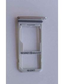 Zócalo de SIM + SD Samsung Galaxy S8 Plus Dual G955 dorado