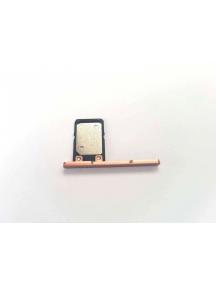 Zócalo de SIM Sony Xperia XA1 G3121 rosa