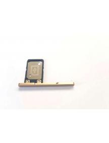 Zócalo de SIM Sony Xperia XA1 G3121 dorado