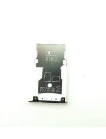 Zócalo de SIM + micro SD Xiaomi Redmi 4X negro