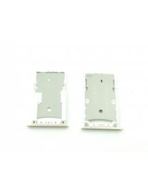 Zócalo de SIM + micro SD Xiaomi Redmi 4X dorado