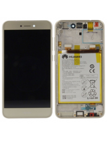 Display Huawei Ascend P8 lite 2017 dorado